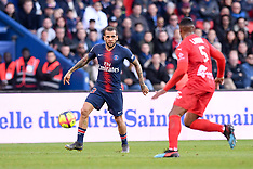 Paris SG vs Toulouse - 23 February 2019