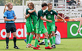 Soccer-CONCACAF U15 Championships-Canada vs Slovenia-Aug 10, 2019