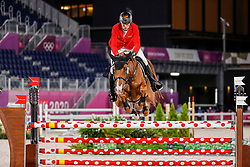 Thieme Andre, GER, DSP Chakaria, 346<br /> Olympic Games Tokyo 2021<br /> © Hippo Foto - Stefan Lafrentz<br /> 06/08/2021