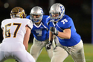 Walsh Jesuit at Midview high school football on November 7, 2014. Images © David Richard and may not be copied, posted, published or printed without permission.