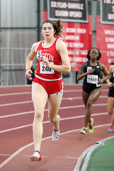 womens 800 meters, heat 11, BU, Casey Kelly<br /> BU John Terrier Classic <br /> Indoor Track & Field Meet