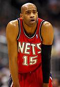NBA-New Jersey Nets at LA Clippers-Jan 25, 2007