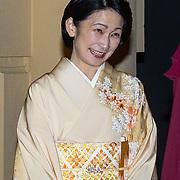 NLD/Den Haag/20181023 - Prinses Akishino en prinses Margriet Centennial Dinner, Prinses Akishino