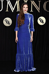 Birdy attending the BFI's Luminous fundraising gala, held at the Guildhall, London. Picture date: Tuesday October 3rd, 2017. Photo credit should read: Doug Peters/EMPICS Entertainment