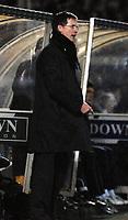 Photo: Ashley Pickering/Sportsbeat Images.<br /> Colchester United v Norwich City. Coca Cola Championship. 15/12/2007.<br /> Norwich manager Glenn Roeder