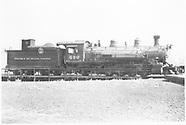 RD119 D&RGW K-37 Nos. 490 & 491