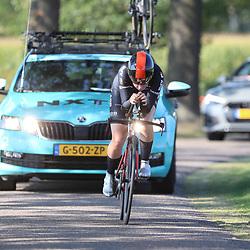 13-09-2020: Wielrennen: NK tijdrijden: Chaam <br />Maud Rijnbeek