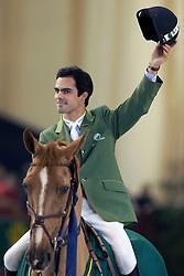Pessoa Rodrigo (BRA) - Baloubet du Rouet<br /> Genève 2004<br /> Photo © Dirk Caremans