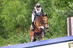 Bullimore Sarah, (GBR), Reve Du Rouet   <br /> Cross country - CCI4* Luhmuhlen 2016<br /> © Hippo Foto - Jon Stroud<br /> 18/06/16