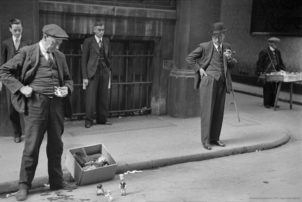 Throgmorton Street, London, 1937