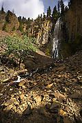 Palllisade Falls near Bozeman, Montana