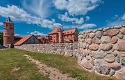 Zamek królewski w Tykocinie, Polska<br /> Tykocin Royal Castle, Poland