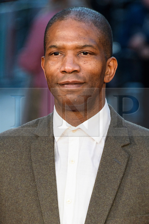 © Licensed to London News Pictures. 16/10/2016. London, UK. MARK MONERO attends the film premiere of Free Fire showing at The London Film Festival. Ray Tang/LNP