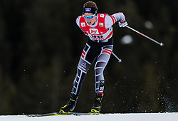 28.01.2018, Seefeld, AUT, FIS Weltcup Langlauf, Seefeld, FIS Weltcup Langlauf, 15 km Sprint, Herren, im Bild Alexander Gotthalmseder (AUT) // Alexander Gotthalmseder of Austria during men's 15 km sprint of the FIS cross country world cup in Seefeld, Austria on 2018/01/28. EXPA Pictures © 2018, PhotoCredit: EXPA/ Stefan Adelsberger