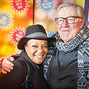 NLD/Amsterdam20151111 - Premiere Priscilla, Queen of the Desert, Ruth Jacott en Barry Stevens