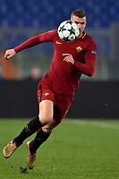 Edin Dzeko Roma <br /> Roma 05-12-2017 Stadio Olimpico Uefa Champions League A 2017/2018 Group C AS Roma - Qarabag Foto Andrea Staccioli / Insidefoto