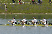 Munich, GERMANY, GBR W4X, Debbie Flood, Sarah Winckless, Frances Houghton, Katherine Grainger, 2006, FISA, Rowing, World Cup, on the Olympic Regatta Course, Munich,Sat.  27.05.2006. © Peter Spurrier/Intersport-images.com,  / Mobile +44 [0] 7973 819 551 / email images@intersport-images.com.[Mandatory Credit, Peter Spurier/ Intersport Images] Rowing Course, Olympic Regatta Rowing Course, Munich, GERMANY