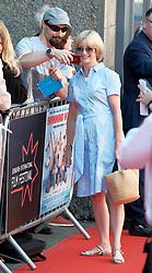 Edinburgh Film Festival, Sunday 1st July 2018<br /> <br /> SWIMMING WITH MEN (UK Premiere - Closing Night Gala)<br /> <br /> Pictured:  Jane Horrocks<br /> <br /> Alex Todd | Edinburgh Elite media