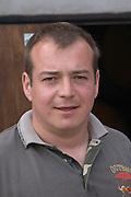 Jerome Galeyrand owner dom j galeyrand gevrey-chambertin cote de nuits burgundy france