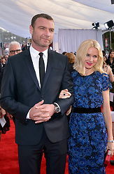 Jan. 30, 2016 - Los Angeles, CA, USA - Liev Schreiber and Naomi Watts at the 22nd Annual Screen Actors Guild Awards on January 30, 2016. (Credit Image: © John Mccoy/La Daily News/Los Ang/Los Angeles Daily News via ZUMA Wire)