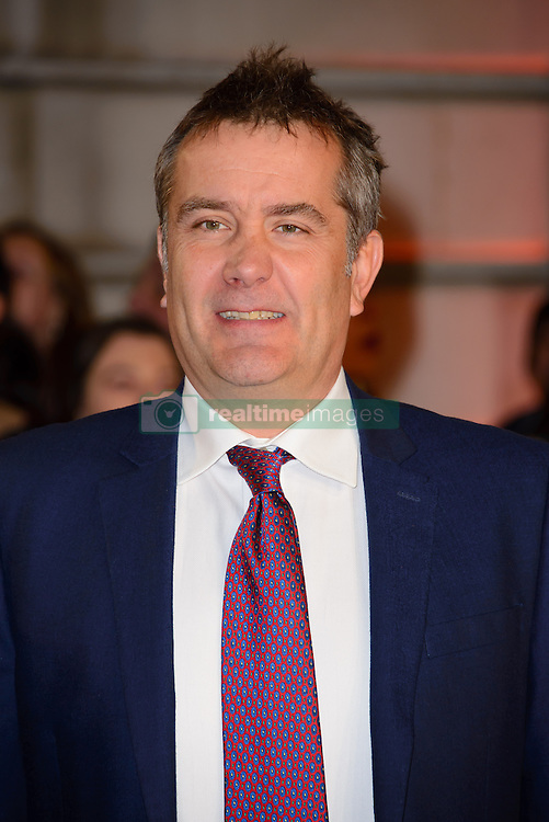 November 3, 2016 - London, United Kingdom - Image ©Licensed to i-Images Picture Agency. 03/11/2016. London, United Kingdom. Guest attends the World Premiere of A Street Cat Named Bob. Picture by Chris Joseph / i-Images (Credit Image: © Chris Joseph/i-Images via ZUMA Wire)