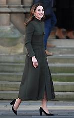 William and Kate visit Bradford - 15 Jan 2020