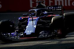 October 26, 2018 - Mexico-City, Mexico - Motorsports: FIA Formula One World Championship 2018, Grand Prix of Mexico, .#28 Brendon Hartley (NZL, Red Bull Toro Rosso Honda) (Credit Image: © Hoch Zwei via ZUMA Wire)