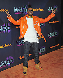 November 11, 2016 - New York, New York, United States - November 11, 2016 New York City....Nick Cannon at the 2016 Nickelodeon HALO awards at Basketball City Pier 36 South Street on November 11, 2016 in New York City  (Credit Image: © Nancy Rivera/Ace Pictures via ZUMA Press)