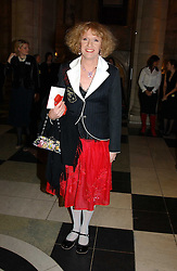 Artist GRAYSON PERRY at a party to launch 'Beauty Week' at the V&A in association with Estee Lauder- a special week of debates, talks and performances celebrating beauty on 24th January 2005.<br /><br />NON EXCLUSIVE - WORLD RIGHTS