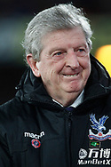 Crystal Palace Manager Roy Hodgson looks on. Premier League match, Crystal Palace v Watford at Selhurst Park in London on Tuesday 12th December 2017. pic by Steffan Bowen, Andrew Orchard sports photography.