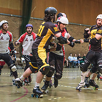 2016-06-20: Lincolnshire Rolling Thunder v Tyne and Fear