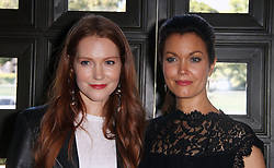 Joe Morton 'Turn Me Loose' opening at the Wallis at he Wallis Annenberg Center for the Performing Arts in Beverly Hills, California on 10/15/17. 15 Oct 2017 Pictured: Darby Stanchfield, Bellamy Young. Photo credit: River / MEGA TheMegaAgency.com +1 888 505 6342