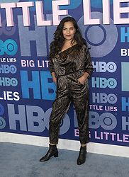 May 29, 2019 - New York, New York, United States - Sarita Choudhury attends HBO Big Little Lies Season 2 Premiere at Jazz at Lincoln Center  (Credit Image: © Lev Radin/Pacific Press via ZUMA Wire)