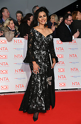 Wilnelia Merced attending the National Television Awards 2018 held at the O2, London. Photo credit should read: Doug Peters/EMPICS Entertainment