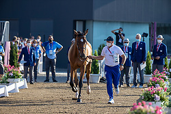 Dopazo Martin, ARG, Quintino 9, 302<br /> Olympic Games Tokyo 2021<br /> © Hippo Foto - Dirk Caremans<br /> 31/07/2021