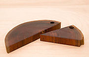woodwork. Handmade Eucalyptus serving boards