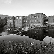 Byron Weston Mill, East Branch, Dalton, MA