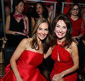 Women's Day Red Dress Awards INSIDE