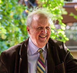 """Pictured: Alexander McCall-Smith<br />Author Alexander McCall-Smith visited the Book Festival today.<br /><br />Alexander """"Sandy"""" McCall Smith, CBE, FRSE (born 24 August 1948), is a British writer, raised in Southern Rhodesia (now Zimbabwe) and these days an Emeritus Professor of Medical Law at the University of Edinburgh. He became a respected expert on medical law and bioethics and served on related British and international committees. He has since become known as a fiction writer, with sales in English exceeding 40 million by 2010 and translations into 46 languages. He is known as the creator of The No. 1 Ladies' Detective Agency series. """"McCall"""" forms part of his surname.<br /><br />Ger Harley 