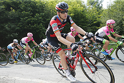 May 26, 2018 - Cervinia, ITALY - Belgian Jurgen Roelandts of BMC Racing Team pictured in action during stage 20 of the 101st edition of the Giro D'Italia cycling tour, 214km from Susa to Cervinia, Italy, Saturday 26 May 2018...BELGA PHOTO YUZURU SUNADA FRANCE OUT (Credit Image: © Yuzuru Sunada/Belga via ZUMA Press)