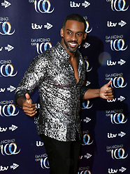 Richard Blackwood attending the Dancing on Ice launch held at the Natural History Museum, London. Photo credit should read: Doug Peters/EMPICS