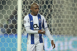 December 6, 2017 - Na - Porto, 06/12/2017 - Football Club of Porto received, this evening, AS Monaco FC in the match of the 6th Match of Group G, Champions League 2017/18, in Estádio do Dragão. Brahimi  (Credit Image: © Atlantico Press via ZUMA Wire)