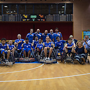 20160618 Wheelchair Rugby : European Championship Div C