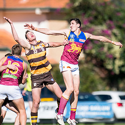 BRISBANE, AUSTRALIA - JULY 8:  during the NEAFL Round 15 match between Aspley Hornets and Brisbane Lions at Graham Road on July 8, 2017 in Brisbane, Australia. (Photo by Patrick Kearney/Patrick Leigh Perspectives)