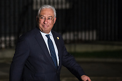London, UK. 3 December, 2019. António Costa, Prime Minister of Portugal, leaves following a reception for NATO leaders at 10 Downing Street on the eve of the military alliance's 70th anniversary summit at a luxury hotel near Watford.