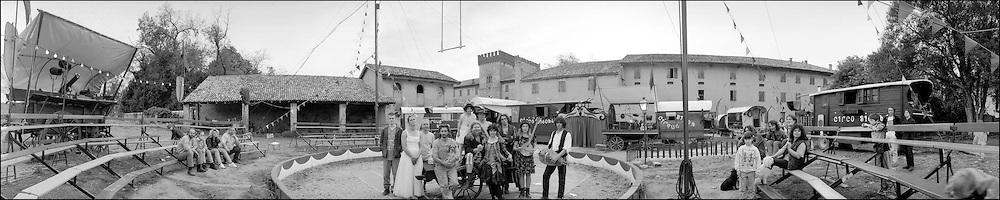 1997-99 - Veneto - Il Circo Bidone