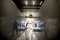 August 31, 2019, Spa-Francorchamps, Belgium: Motorsports: FIA Formula One World Championship 2019, Grand Prix of Belgium, ..#44 Lewis Hamilton (GBR, Mercedes AMG Petronas Motorsport) (Credit Image: © Hoch Zwei via ZUMA Wire)