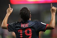 FOOTBALL - FRENCH CHAMPIONSHIP 2010/2011 - L1 - RC LENS v PARIS SAINT GERMAIN - 26/09/2010 - PHOTO ERIC BRETAGNON / DPPI - JOY NENE (PSG)