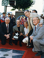 1987 George Carlin's Walk of Fame ceremony