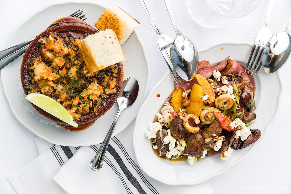 Food photography. Montreal Plaza, Montreal - Chef Charles-Antoine Crete. 2015. Food photography. Montreal Plaza.